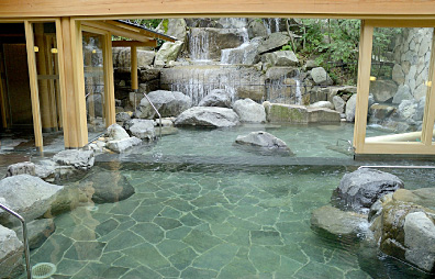 Gosho no Yu Bathhouse